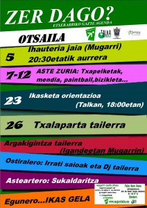 Zer dago Otsaila